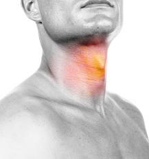 throat soreness