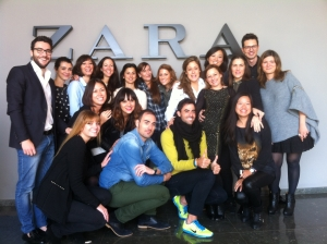 Zara Ladieswear - team pic
