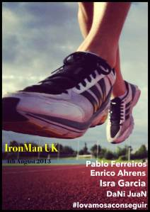 IronMan UK Team
