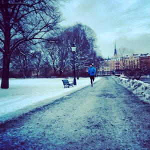 running stockholm